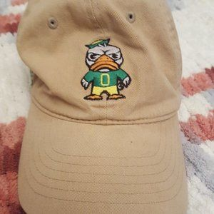 Oregon Ducks baseball cap